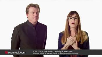 Overstock.com TV Spot, 'Jewelry Vault' Feautring Stormy Simon - Thumbnail 6