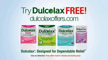 Dulcolax TV Spot, 'Try Free' - Thumbnail 4