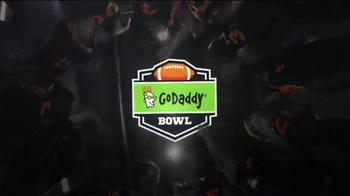 GoDaddy TV Spot, 'GoDaddy Bowl' Featuring Danica Patrick - Thumbnail 10