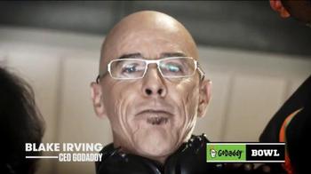 GoDaddy TV Spot, 'GoDaddy Bowl' Featuring Danica Patrick - Thumbnail 3