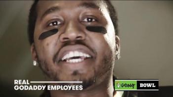 GoDaddy TV Spot, 'GoDaddy Bowl' Featuring Danica Patrick - Thumbnail 5
