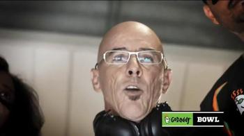 GoDaddy TV Spot, 'GoDaddy Bowl' Featuring Danica Patrick - Thumbnail 8