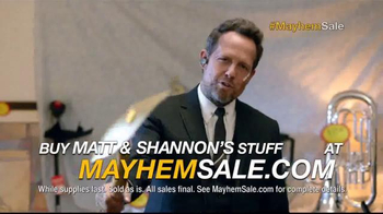 Allstate TV Spot, 'Mayhem Sale: Oversharing Doesn't Pay' - Thumbnail 6