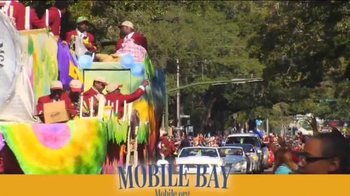 Mobile Bay TV Spot, 'Mardi Gras' - Thumbnail 1