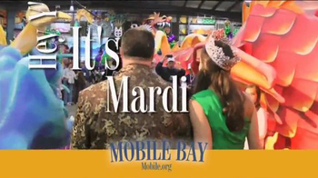 Mobile Bay TV Spot, 'Mardi Gras' - Thumbnail 2