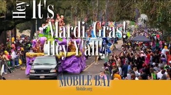 Mobile Bay TV Spot, 'Mardi Gras' - Thumbnail 3