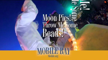 Mobile Bay TV Spot, 'Mardi Gras' - Thumbnail 6