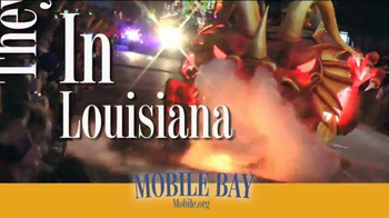 Mobile Bay TV Spot, 'Mardi Gras' - Thumbnail 7