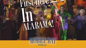 Mobile Bay TV Spot, 'Mardi Gras' - Thumbnail 8