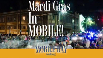 Mobile Bay TV Spot, 'Mardi Gras' - Thumbnail 9