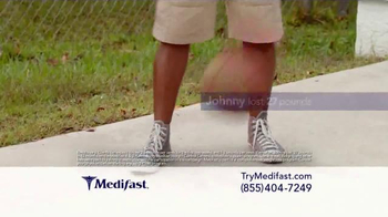 MediFast TV Spot, 'Johnny Lost 27 Pounds on Medifast' - Thumbnail 2