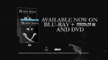 Black Sails: The Complete First Season Blu-ray TV Spot - Thumbnail 10