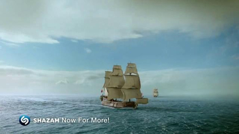 Black Sails: The Complete First Season Blu-ray TV Spot