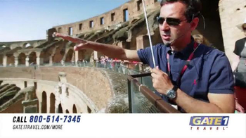 Gate 1 Travel TV Spot, 'Get More from Your Travel Experience' - Thumbnail 4