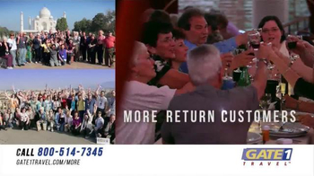 Gate 1 Travel TV Spot, 'Get More from Your Travel Experience' - Thumbnail 6