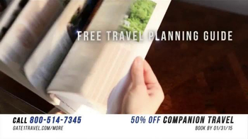 Gate 1 Travel TV Spot, 'Get More from Your Travel Experience' - Thumbnail 8