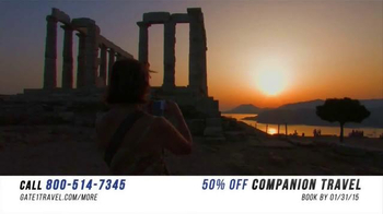 Gate 1 Travel TV Spot, 'Get More from Your Travel Experience' - Thumbnail 9