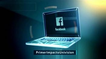 Univision TV Spot, 'Primer Impacto: Vínculos sociales' - Thumbnail 5