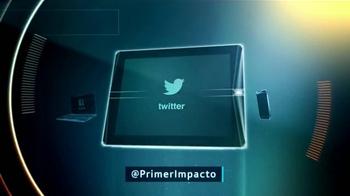 Univision TV Spot, 'Primer Impacto: Vínculos sociales' - Thumbnail 6