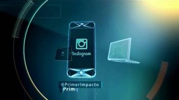 Univision TV Spot, 'Primer Impacto: Vínculos sociales' - Thumbnail 7