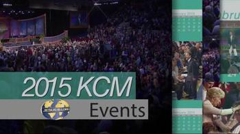 Kenneth Copeland Ministries TV Spot, '2015 KCM Events' - Thumbnail 1
