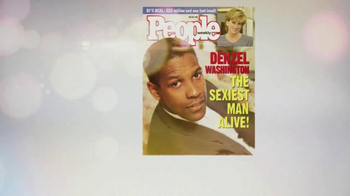 People Magazine TV Spot, 'Sexiest Man Alive' Song by Bruno Mars - Thumbnail 4