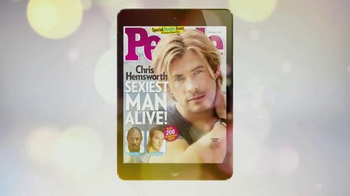 People Magazine TV Spot, 'Sexiest Man Alive' Song by Bruno Mars - Thumbnail 7