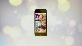 People Magazine TV Spot, 'Sexiest Man Alive' Song by Bruno Mars - Thumbnail 9