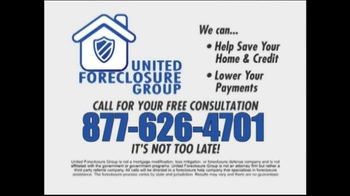 United Foreclosure Group TV Spot - Thumbnail 10