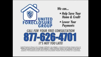 United Foreclosure Group TV Spot - Thumbnail 9