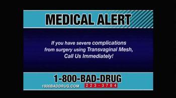 Pulaski & Middleman TV Spot, 'Transvaginal Mesh Failure' - Thumbnail 3