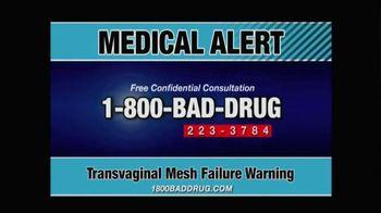 Pulaski & Middleman TV Spot, 'Transvaginal Mesh Failure' - Thumbnail 4