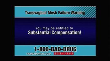 Pulaski & Middleman TV Spot, 'Transvaginal Mesh Failure' - Thumbnail 5