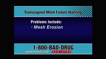 Pulaski & Middleman TV Spot, 'Transvaginal Mesh Failure' - Thumbnail 6