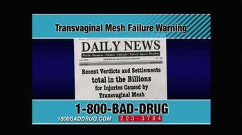 Pulaski & Middleman TV Spot, 'Transvaginal Mesh Failure' - Thumbnail 8