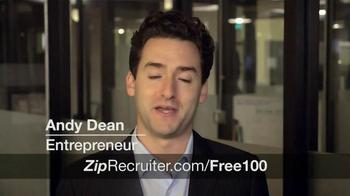 ZipRecruiter TV Spot, 'Thousands of Businesses' - Thumbnail 2