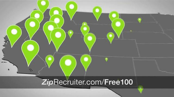 ZipRecruiter TV Spot, 'Thousands of Businesses' - Thumbnail 4