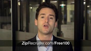 ZipRecruiter TV Spot, 'Thousands of Businesses' - Thumbnail 8