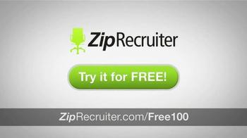 ZipRecruiter TV Spot, 'Thousands of Businesses' - Thumbnail 9