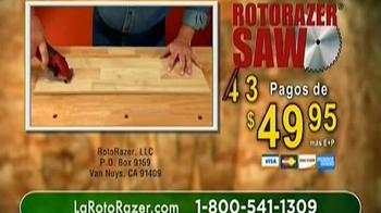 Rotorazer Saw TV Spot, 'Sierra' [Spanish] - Thumbnail 9