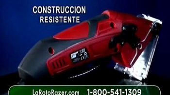 Rotorazer Saw TV Spot, 'Sierra' [Spanish] - Thumbnail 3