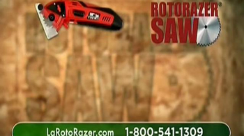Rotorazer Saw TV Spot, 'Sierra' [Spanish] - Thumbnail 8