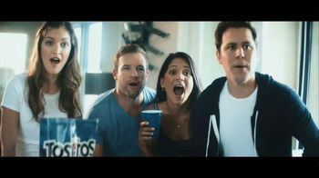 Tostitos Dip-etizers TV Spot, 'Game Changer' - 1 commercial airings