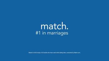 Match.com TV Spot, 'Match on the Street: Place to Meet Men' - Thumbnail 10