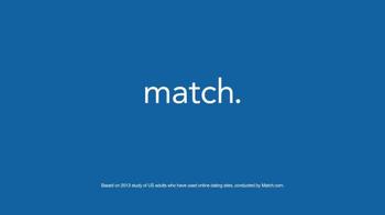 Match.com TV Spot, 'Match on the Street: Place to Meet Men' - Thumbnail 9