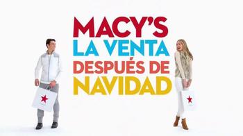 Macy's La Venta Después de Navidad TV Spot, 'Incluso Más Ahorros' [Spanish] - Thumbnail 10