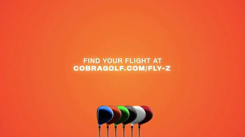 Cobra Golf Fly-Z+ Driver TV Spot, 'Flip It & Rip It' - Thumbnail 10