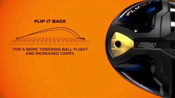 Cobra Golf Fly-Z+ Driver TV Spot, 'Flip It & Rip It' - Thumbnail 6