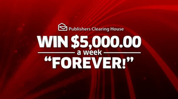 Publishers Clearing House TV Spot, 'Win Every Week' Song by Jackson 5 - Thumbnail 4