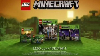 LEGO Minecraft TV Spot, 'Brand New Awesome Sets' - Thumbnail 10